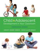 Child and Adolescent Development in Your Classroom  Chronological Approach PDF