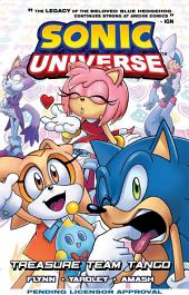 Sonic Universe 6: Treasure Team Tango: Volume 6