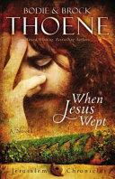 When Jesus Wept PDF