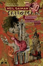 The Sandman: Overture 30th Anniversary Edition