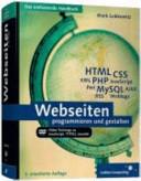 Webseiten programmieren und gestalten PDF