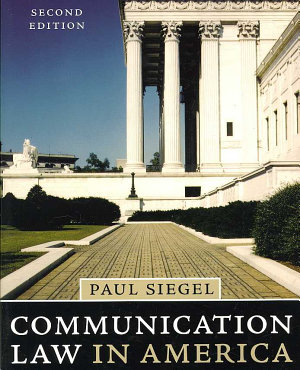 Communication Law in America PDF