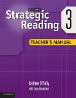 Strategic Reading Level 3 Teacher's Manual