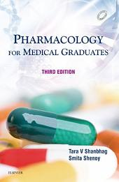 Pharmacology: Prep Manual for Undergraduates E-book: Edition 3