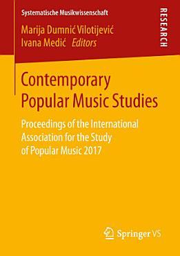 Contemporary Popular Music Studies PDF