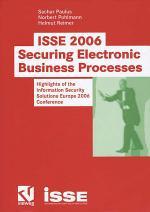 ISSE 2006 Securing Electronic Business Processes