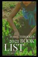 2021 Book List