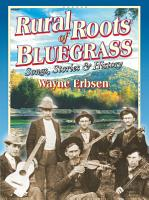 Rural Roots of Bluegrass PDF
