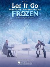 "Let It Go (from Frozen) - Cello/Piano: with Vivaldi's ""Winter"" from Four Seasons"