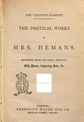 The Poetical Works of Mrs. Hemans