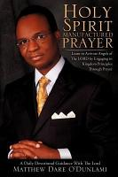 Holy Spirit Manufactured Prayer PDF