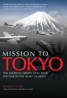 Mission to Tokyo PDF