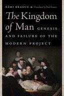 The Kingdom of Man Book