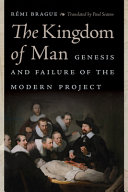 The Kingdom of Man Book