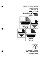 Fertility of American women: Issue 436