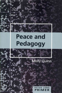 Peace And Pedagogy Primer Book PDF