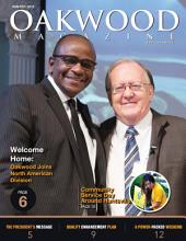 Oakwood Magazine: Winter 2015
