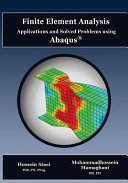 Finite Element Analysis Applications and Solved Problems Using Abaqus PDF
