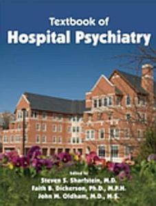 Textbook of Hospital Psychiatry PDF