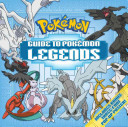 Guide to Pokemon Legends Book