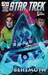 Star Trek #42: Five-Year Mission