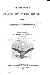 Sanderson's Biography of the Signers to the Declaration of Independence