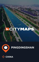 City Maps Pingdingshan China