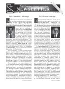 UCSF Pharmacy Alumni Association Newsletter
