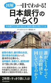[図解]一目でわかる!日本銀行のからくり: 中央銀行の仕事を知れば、経済の動きが見えてくる