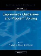 Ergonomics Guidelines and Problem Solving