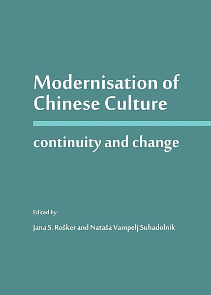 Modernisation of Chinese Culture PDF