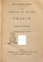 The Romance of History France by Leicht Ritchie