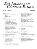 The Journal of Clinical Ethics