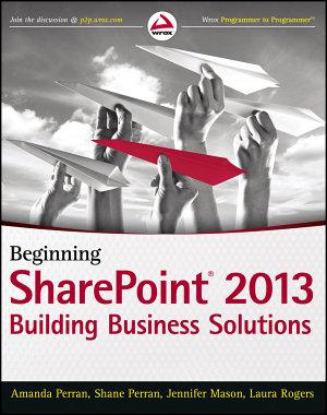 Beginning SharePoint 2013