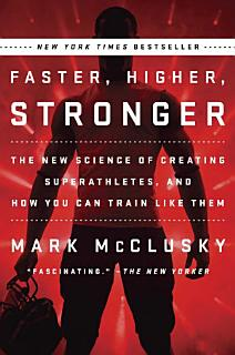Faster  Higher  Stronger Book