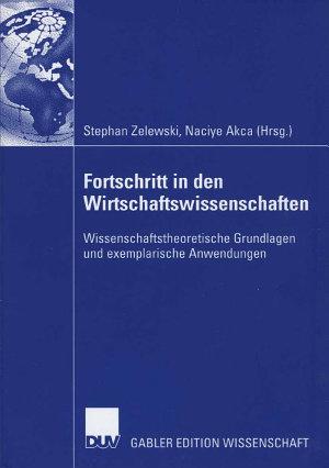 Fortschritt in den Wirtschaftswissenschaften PDF