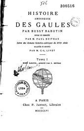 Histoire amoureuse des Gaules: Volume15,Partie4