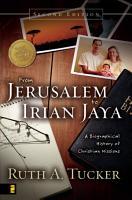 From Jerusalem to Irian Jaya PDF