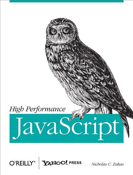 Download High Performance JavaScript Book