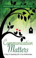 Communications Matters