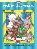 Music for Little Mozarts  Christmas Fun Book 3 PDF