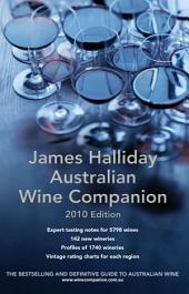 James Halliday Wine Companion 2010