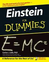 Einstein For Dummies PDF