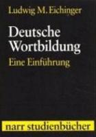 Deutsche Wortbildung PDF