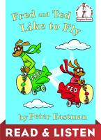 Fred and Ted Like to Fly  Read   Listen Edition PDF