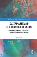 Sustainable and Democratic Education PDF