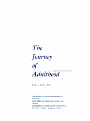 The Journey Of Adulthood Book PDF