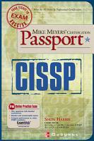 Mike Meyers  CISSP R  Certification Passport PDF