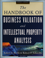 THE HANDBOOK OF BUSINESS VALUATION AND INTELLECTUAL PROPERTY ANALYSIS PDF