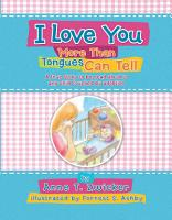 I Love You More Than Tongues Can Tell PDF